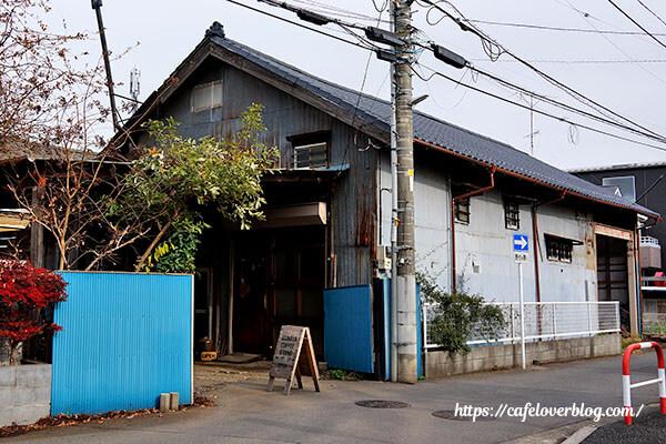 Izumiya Coffee Stand◇外観