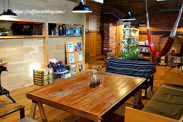Izumiya Coffee Stand◇店内