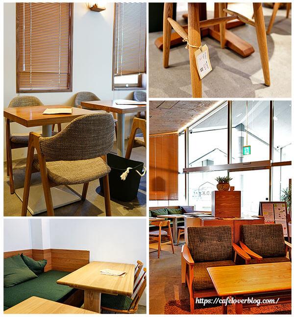 CAFE&SPACE L.D.K.◇店内