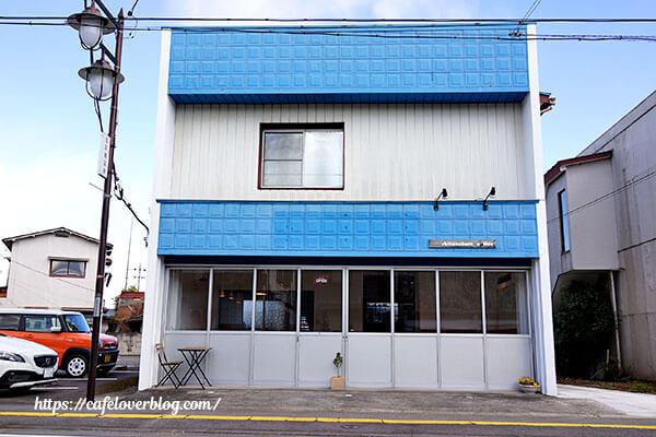 シカノクラ珈琲◇外観