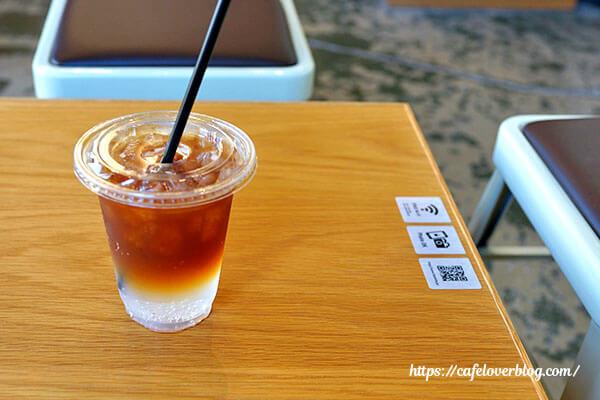 フラットホワイトコーヒーファクトリー郡山店◇アフリカントニック