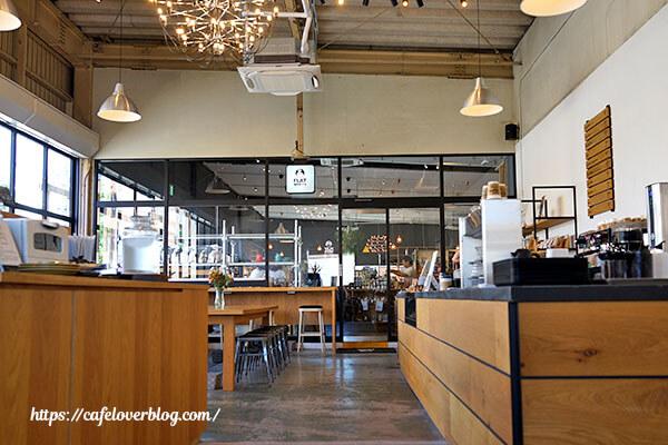フラットホワイトコーヒーファクトリー郡山店◇店内