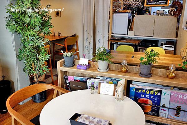 おいしいハーブティーとスープのお店 葉の園(Hanoen)◇店内