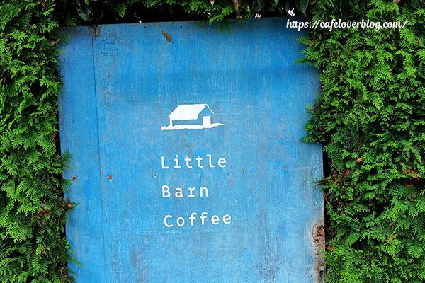 Little Barn Coffee◇看板