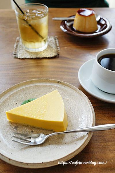 パーラートチギ◇マンゴーチーズケーキ