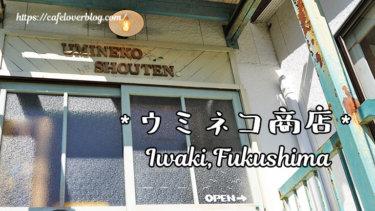 ウミネコ商店 / 福島県いわき市◇住宅地で感じる海と沖縄の風