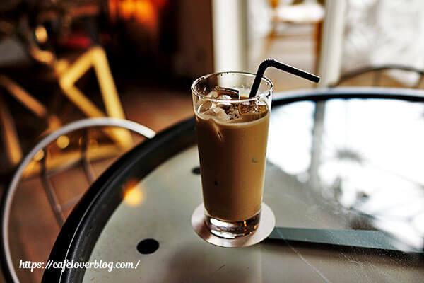 喫茶チルチルミチル◇チャイ(ICE)