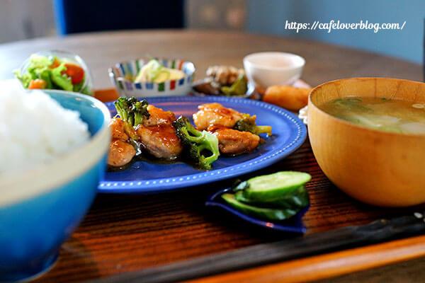 貝殻喫茶室◆貝殻喫茶室の定食