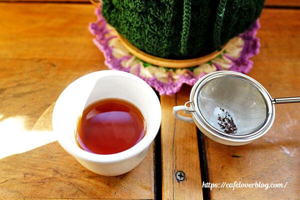 CAFE 2008◇英国式紅茶