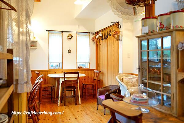 CAFE 2008◇店内