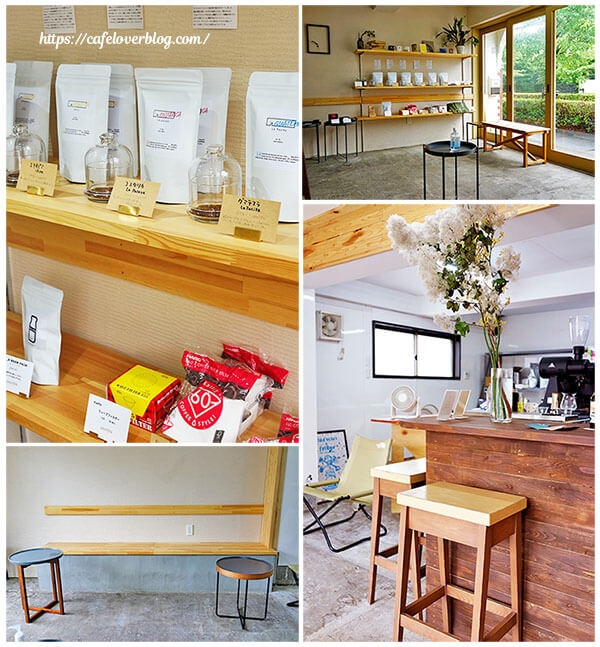 lit coffee service◇店内