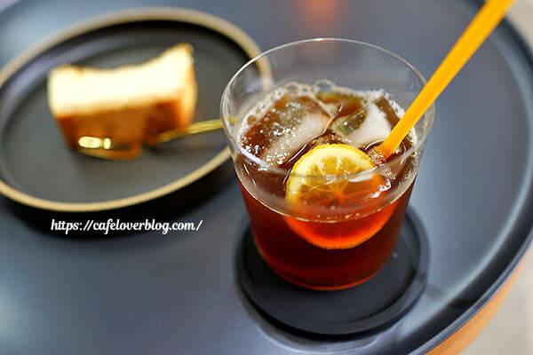 lit coffee service◇愛媛県産レモンを使ったレモンコーヒー