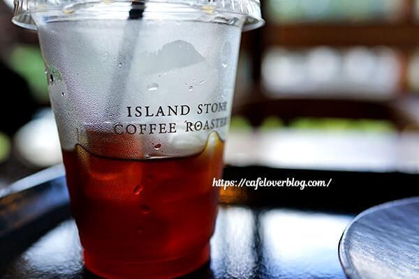 ISLAND STONE COFFEE ROASTERS◇アイスコーヒー(Light)