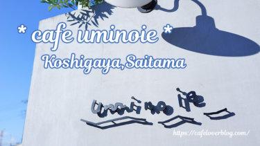 【12月再訪分追記】cafe uminoie / 埼玉県越谷市 ◇ 海無し埼玉県のウミノイエ