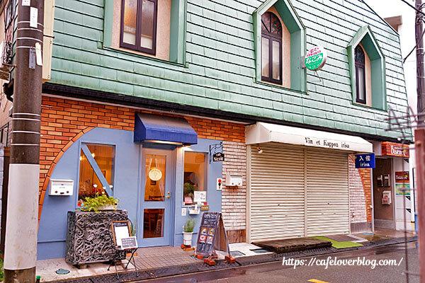 café Nicole◇外観
