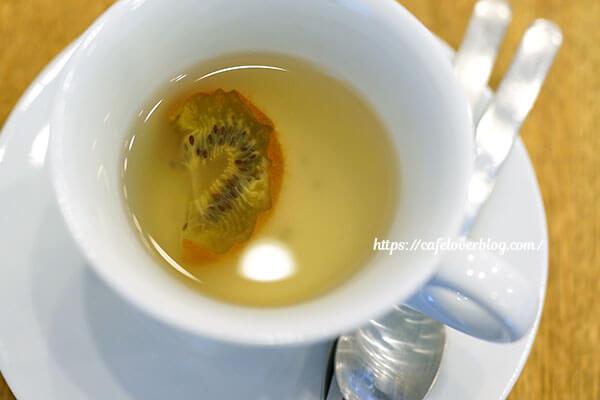 発酵カフェ こじか食堂◇季節の酵素ドリンク(キウイ)