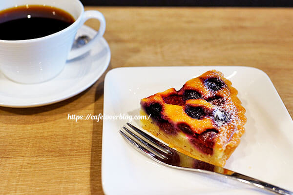 LyonWellfield Cafe◇ベリーベリータルト