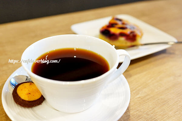 LyonWellfield Cafe◇エチオピア(シダマ・ベンサ・ボンベ)