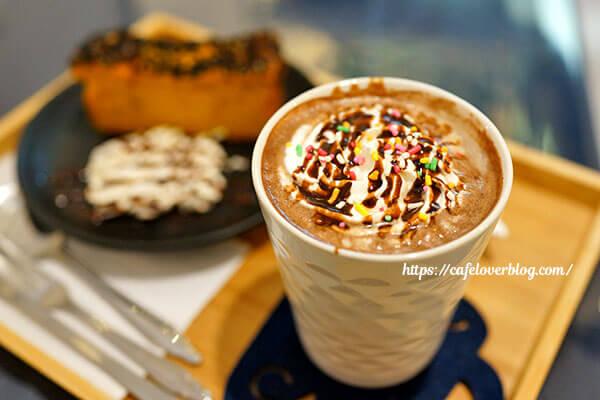 Café tenten..◇大人のカフェモカ