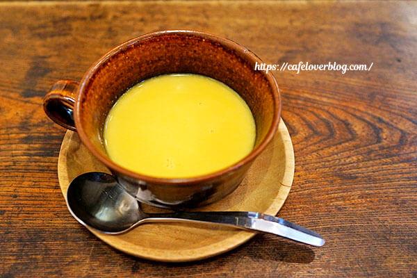 Cafe mikumari◇ランチのスープ