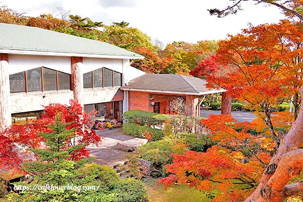 那須オオシマフォーラム◇211号室からの眺め