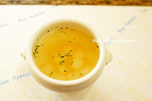 PAN CAFE Gii◇ランチのスープ