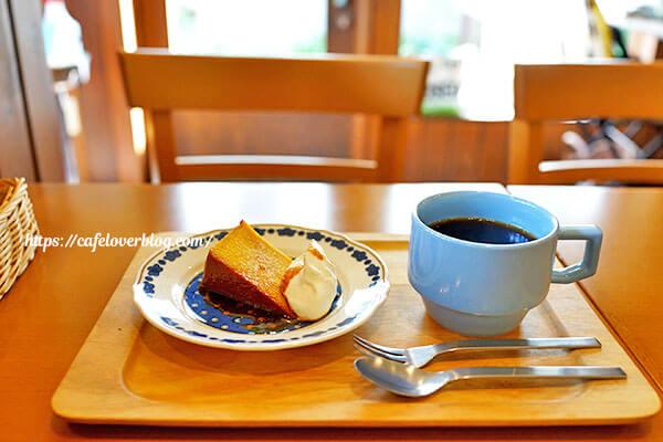 Cafe voisine◇かぼちゃプリン(プチサイズ) / 二三味ブレンド