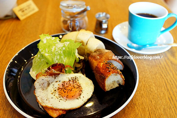 発酵カフェ こじか食堂◇モーニングプレート