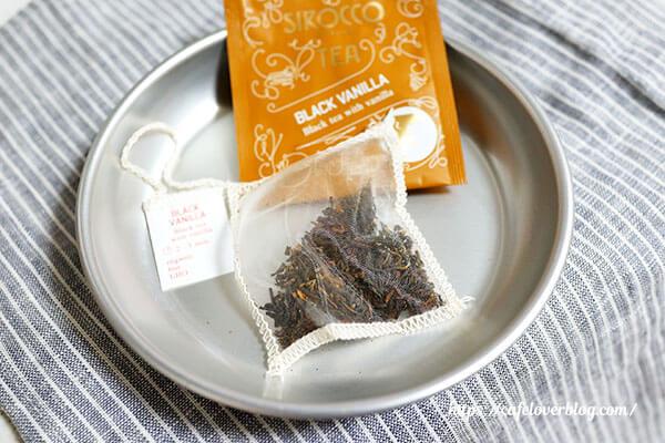 Rë12◇SIROCCO TEA(ブラックバニラ)