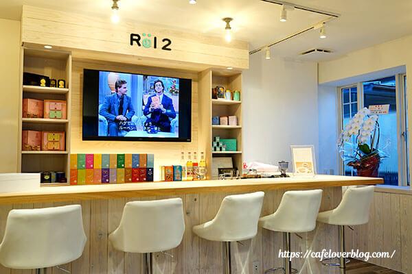 Rë12◇店内