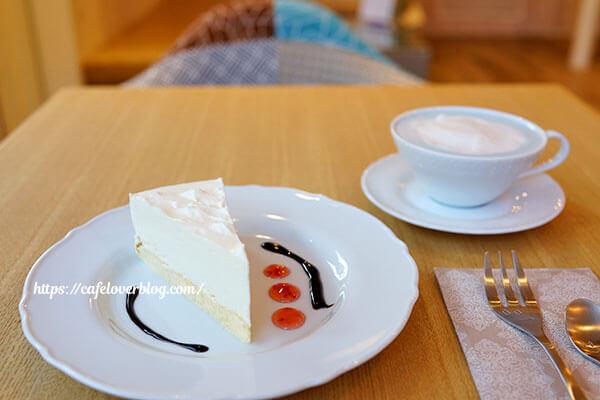 Rë12◇レアチーズケーキ / ブルーラテ