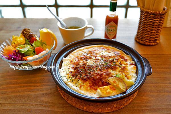 ToiToiToi cafe 〜 yuzuriha◇ミートドリア