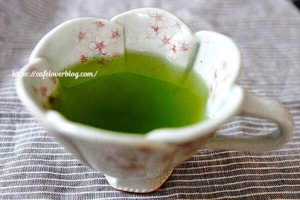 あさつゆ(日本茶カフェ あさつゆで購入)