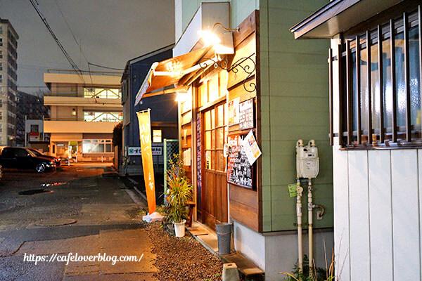 Eggcafe Amber◇外観