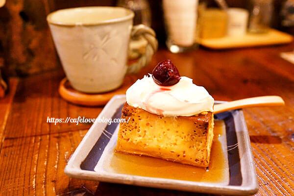 Eggcafe Amber◇イタリアンプリン / キャラメルラテ
