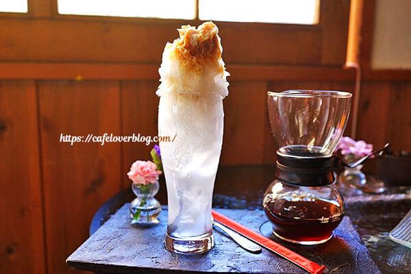 JURIN's GEO◇練乳とカラメルの淡雪