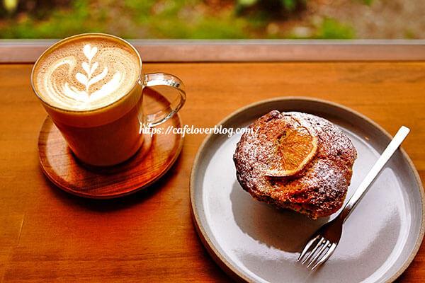 UP COFFEE◇オレンジマフィン / バニララテ 2021.3