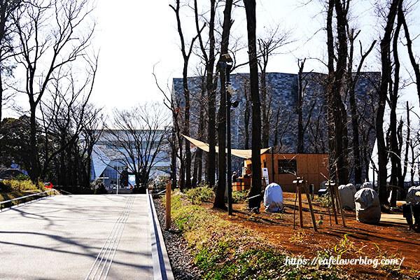 武蔵野樹林カフェ◇遠景