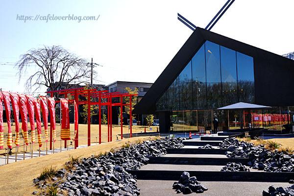 ところざわサクラタウン◇武蔵野坐令和神社