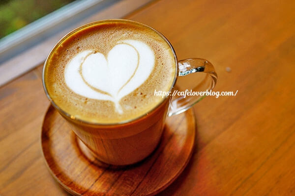 UP COFFEE◇カフェラテ(ディカフェブレンド)