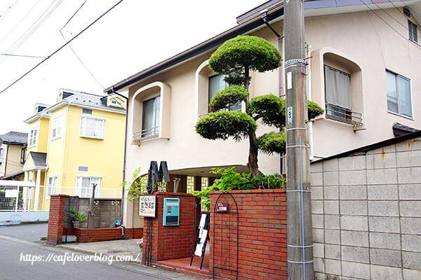 カフェ&ギャラリー空想庭園◇外観