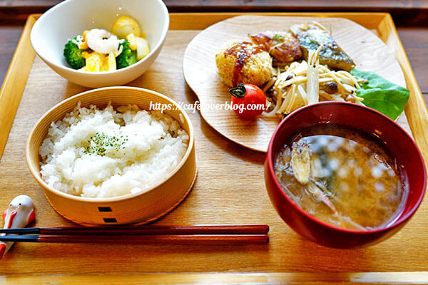 カフェ&ギャラリー空想庭園◇ランチセット