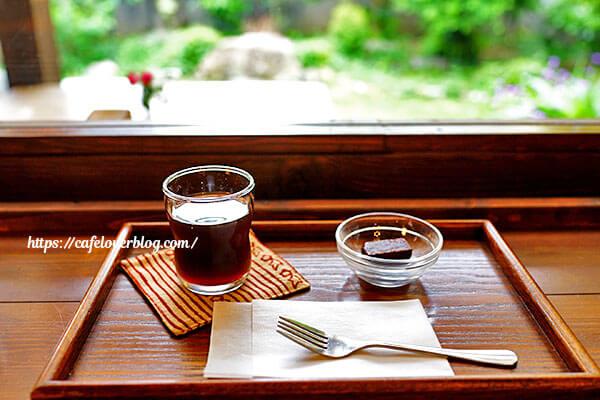 カフェ&ギャラリー空想庭園◇ランチドリンク / プチデザート