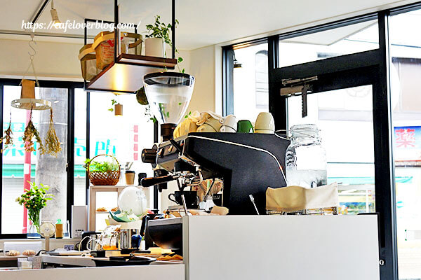 Cafe Stock35◇店内