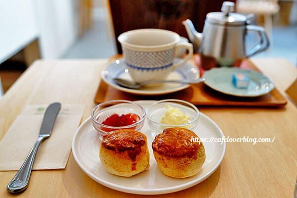 Tea Room Claris's◇クリームティー
