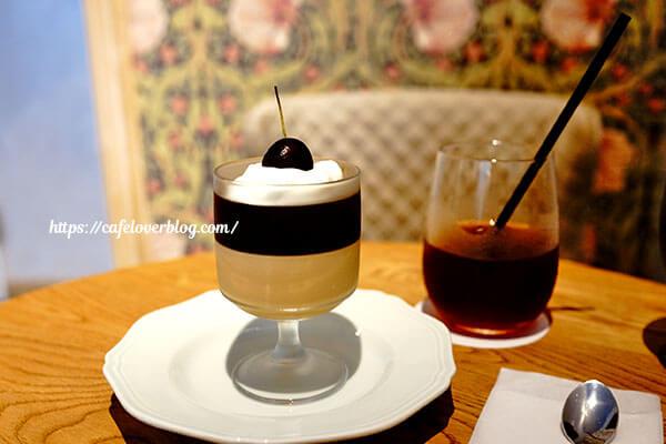 cafe patricia◇贅沢いつものコーヒーゼリー